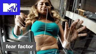 'Don't Look Down' Official Sneak Peek | Fear Factor Hosted by Ludacris | MTV