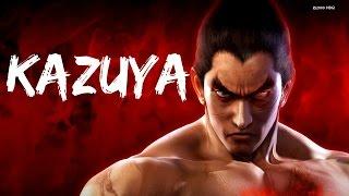 Tekken 6 [ Kazuya Mishima ] - Arcade Battle -