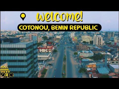 Welcome to the City of Cotonou, Benin Republic