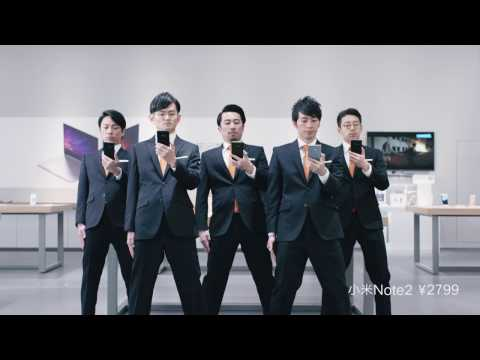 World Order Humanoids visit Xiaomi Mi Home in Beijing!