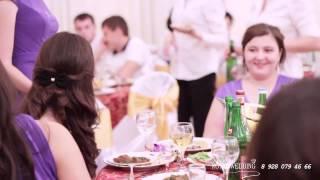 Красивая Свадьба в Замке Казихан Галимат
