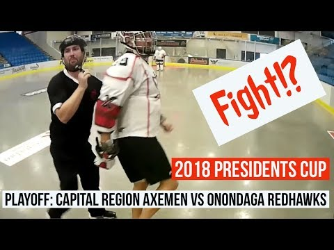 'Big tough guy, eh' : 2018 President's Cup