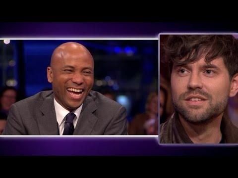 Humberto verrast met speciale nummers - RTL LATE NIGHT
