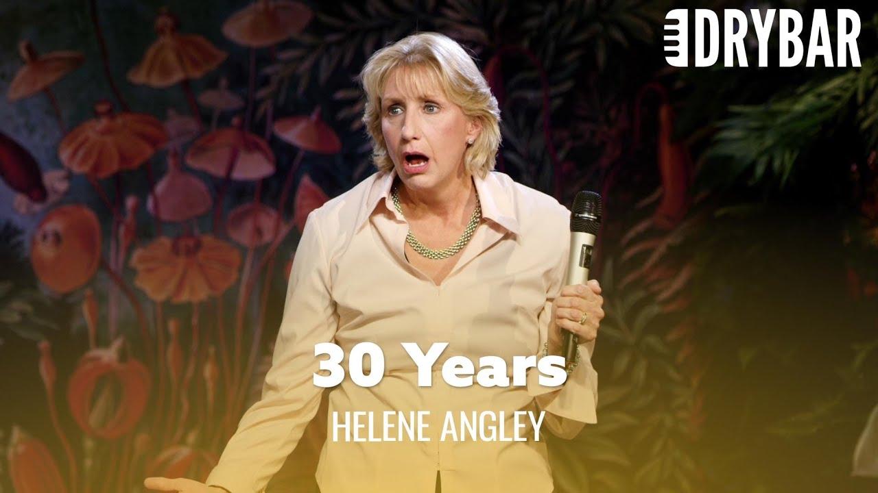 30 Years If Marriage Is No Joke. Helene Angley