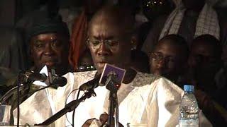 """Le séjour du Cheikh en Mauritanie et le Wird Al-makhouze """"part 2"""