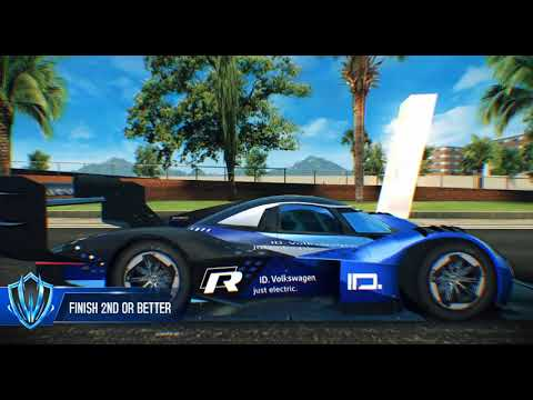 I.D.K ? | Volkswagen IDR Multiplayer Test After Update 37 Asphalt 8