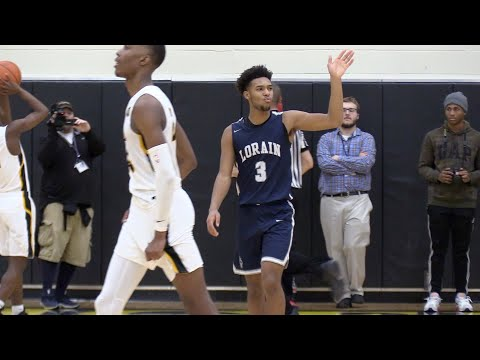 Lorain responds in 75-71 win at Cleveland Heights