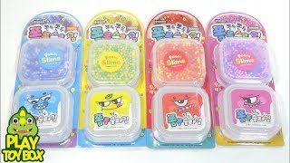 Sticky Gummy Chewy Form Color Jelly Slime Clay Surprise Toys