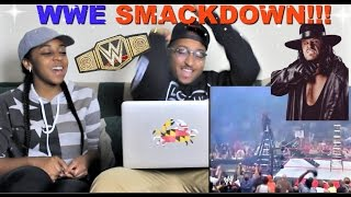 WWF WWE Most Violent Moments Reaction!!!