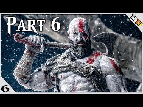 🔴 God Of War Gameplay Part 6 - Retrieving The Light From Alfheim - PS4 pro