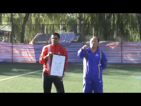 Beijing Sport  University Football Program