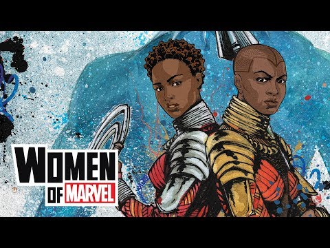 Black Panther Jewelry Designer Douriean Fletcher on the Women of Marvel