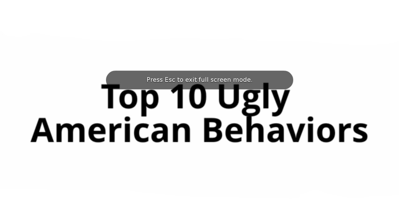 the ugly american Start studying the ugly american characters, plot, & setting learn vocabulary, terms, and more with flashcards, games, and other study tools.
