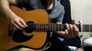 Gửi Anh Xa Nhớ - Bích Phương | Guitar Cover | ( Có hợp âm ) by Trần Nhật Ái