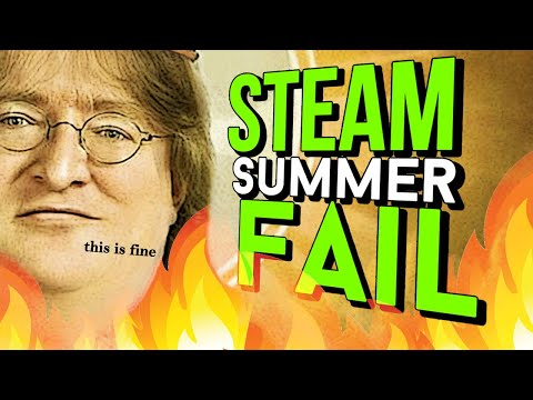 Jak skończył się szał na wyprzedaże Steama
