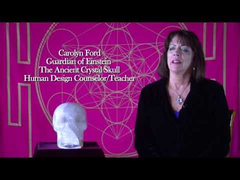 Carolyn Ford & Einstein The Ancient Crystal Skull Winter Solstice 2013