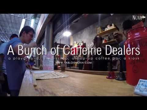 ABCD Coffee Pasar Santa Menyajikan Kopi Berkualitas Premium