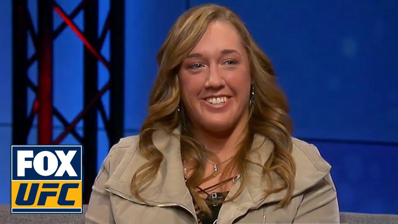 Leah Letson joins TUF Talk to break down her fight   TUF TALK