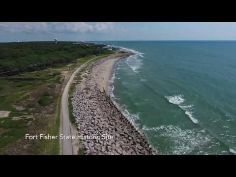 Attractions At Fort Fisher - Kure Beach, NC