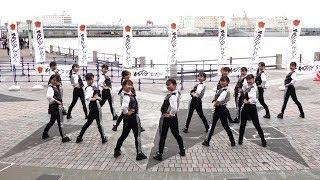 関西大倉高等学校女子ダンス部 PeeeeYO! @ Worldあぽろん (ピロティ広場) 2019-04-29T12:15
