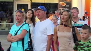"""В акции """"Ночь кино"""" приняли участие сотни жителей и гостей Анапы"""