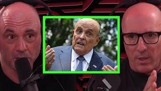 Rudy Giuliani's Borat Prank