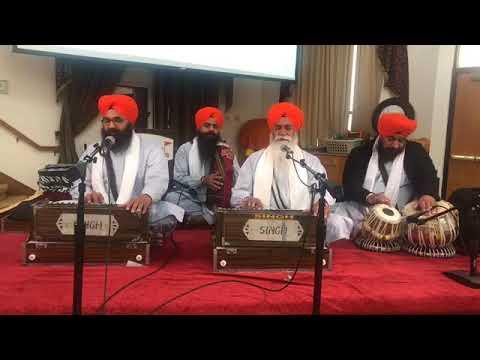 Bhai Inderjeet Singh Khalsa - Vaisakhi 2018 - Gurdwara Sahib Fremont