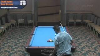 Sylver Ochoa vs Sean Morgan in One Pocket Action at the Derby City Classic