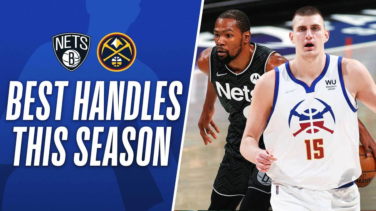 Best of Kevin Durant and Nikola Jokic's CRAFTY Handles From The Season!