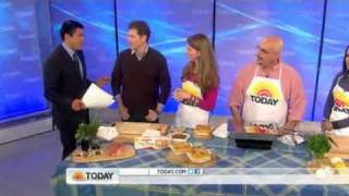 Today Show Pot Pie Cook-off With Chef Bobby Flay