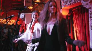 SOFI TUKKER - Awoo (feat. Betta Lemme) (Live at Bardot LA, 02/16/16)