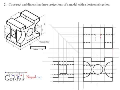 Lego minifigure technical drawing likewise Drawing An Isometric View 18 likewise 2iPXRV0C1FA together with Watch besides Blanco Tutorial. on orthographic views on tutorial