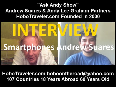 Smartphone Security Interview of Andrew Suares Partner HoboT