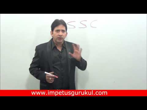 How To Crack SSC-CGL  In First Attempt