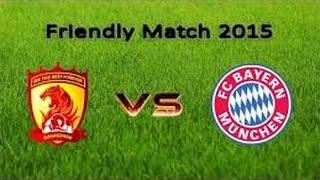 Video Gol Pertandingan FC Bayern Munchen vs Guangzhou