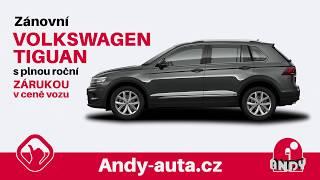 Zánovní Volkswagen Tiguan - Andy Auta
