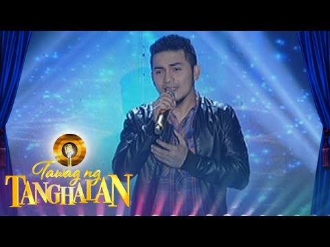 Tawag ng Tanghalan: Froilan Canlas | Sa Ugoy Ng Duyan (Ultimate Resbak)