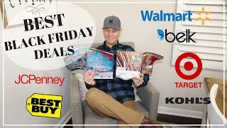 BLACK FRIDAY DEALS | CHRISTMAS SHOPPING | BEST DEALS OF 2018