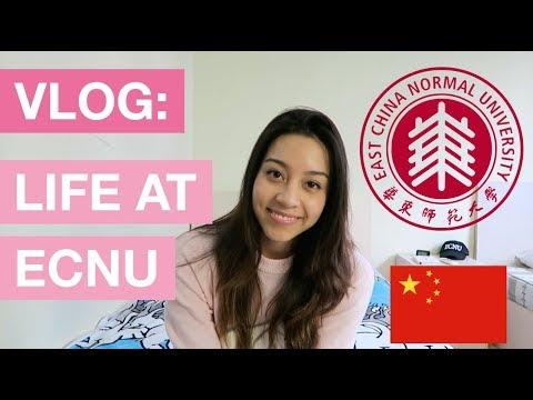 Mixed Girl Vlog: International Student Life at ECNU