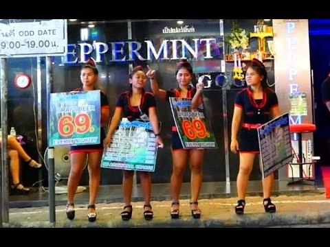 Pattaya Nightlife, Walking Street 2017 - VLOG 3