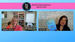 Best Ever You Women's Day Conference - Kris Fuller