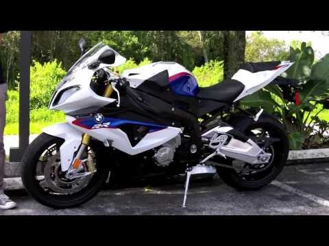 2013 BMW S1000RR Delivery at Euro Cycles of Tampa Bay