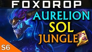 Aurelion Sol Jungle - Why is it so Good and so Fun? (Mini guide)