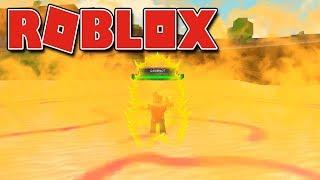 Roblox - A EXPLOSO NUCLEAR ( Champs de bataille élémentaires )