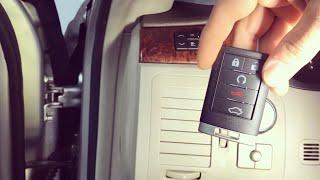 how to program a Cadillac key