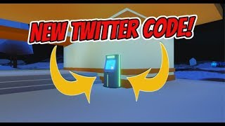 Roblox - NEW JAILBREAK TWITTER CODE! - Jailbreak - (16th January 2019)