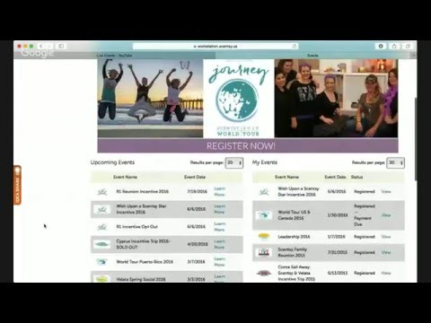 Managing Your Scentsy Team in the Workstation