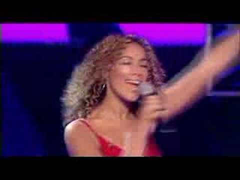 Leona Lewis ~ Chiquitita ~ 4.11.2006 (Week 4) The 2006 XFactor
