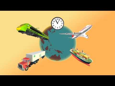 15$ Billion Investment and The Djibouti Free Trade Zone Motion Graphics IOG2016
