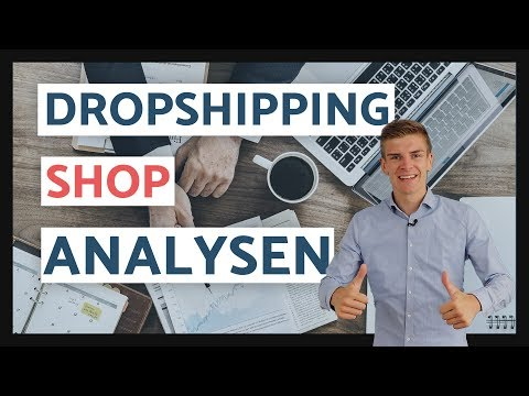 Dropshipping: Ich analysiere Shops | Kevin Helfenstein thumbnail